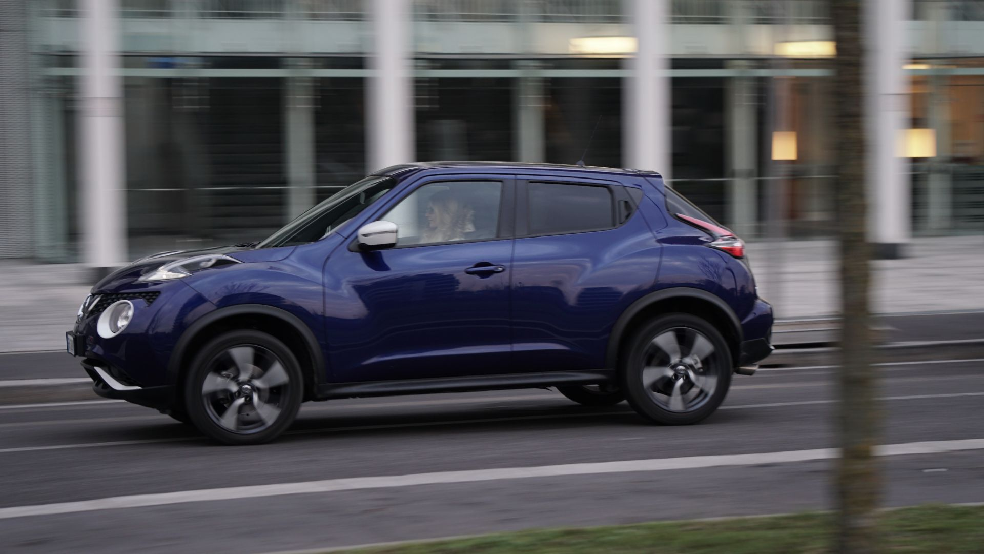 Test drive nissan juke 1 5 dci n connecta il day by day for Suv economici sotto i 20 000 euro