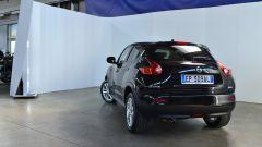 Nissan Juke 1.5 dCi: ottima la tenuta della vernice e della plastiche esterne