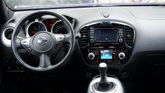 Nissan Juke (2018), gli interni