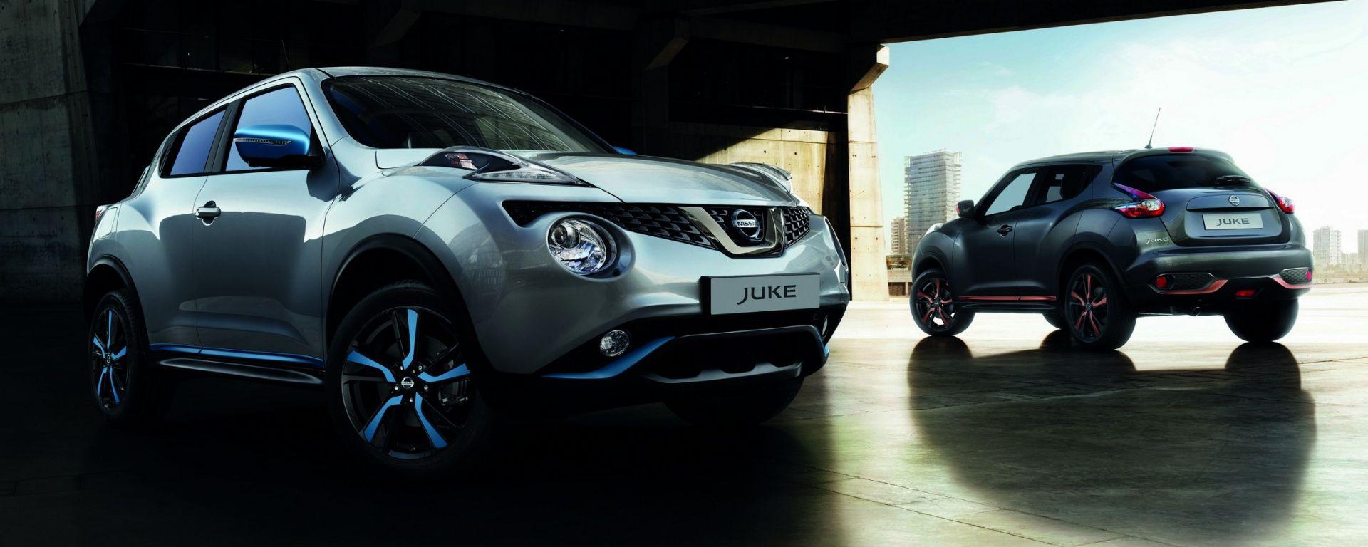 Nissan Juke 2018: ora è in concessionaria