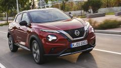 Nissan Juke 2020, i crash test in video