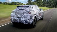 Nissan Juke 2020: il posteriore