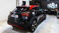 Nissan Juke 2020 Premiere Edition, il posteriore