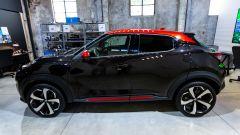 Nissan Juke 2020 Premiere Edition, la fiancata