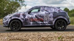 Nissan Juke 2020: vista laterale