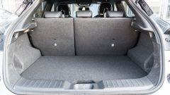 Nissan Juke, il bagagliaio