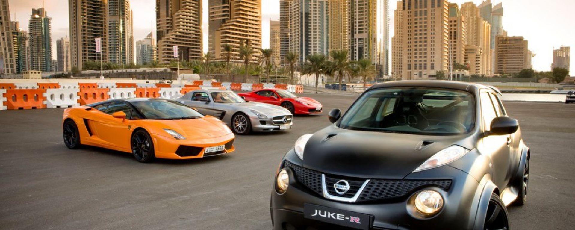 Nissan Juke-R: in arrivo una produzione in serie limitata