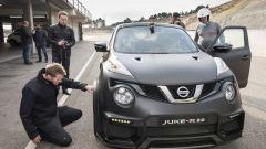 In pista con la Nissan Juke-R 2.0 - Immagine: 23