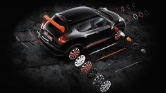 """Nissan Juke: un tocco di colore """"su misura"""" - Immagine: 1"""
