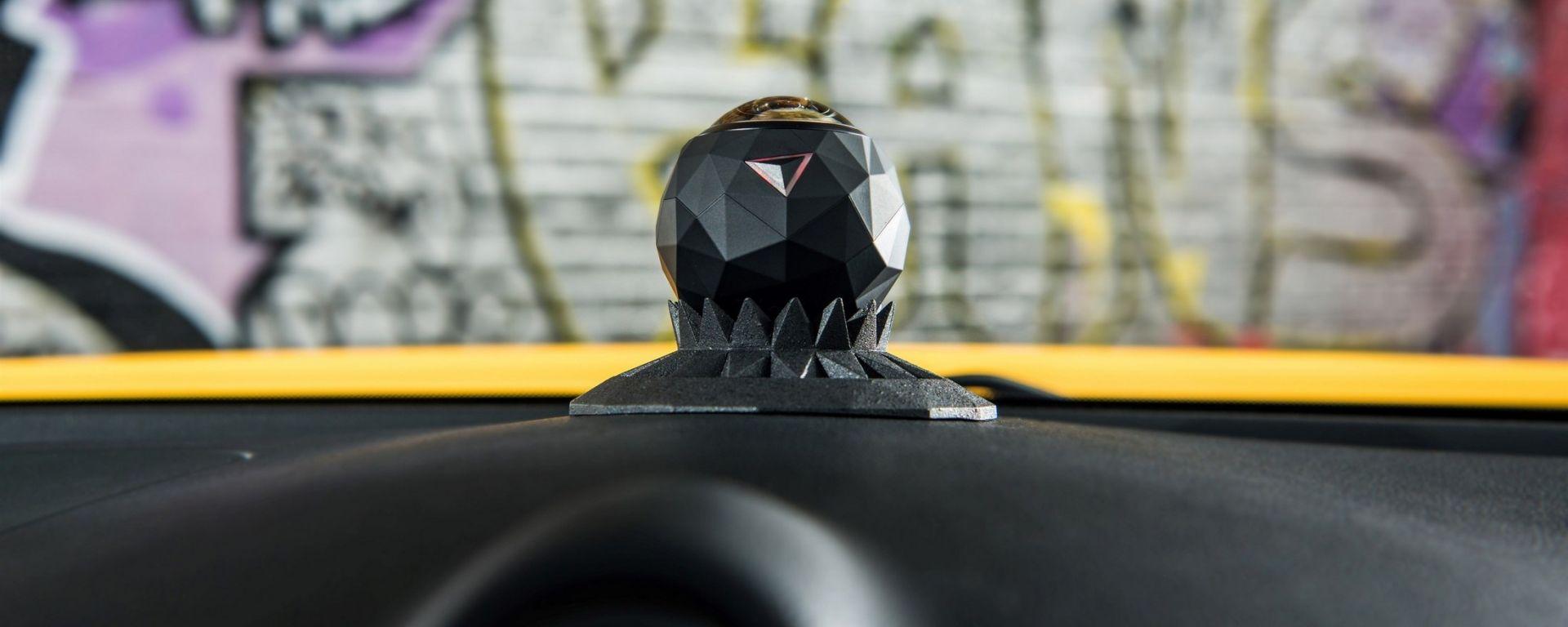 Nissan JukeCam: riprese a 360°
