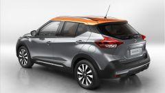 Nissan Kicks: arriva il mini-suv globale - Immagine: 1