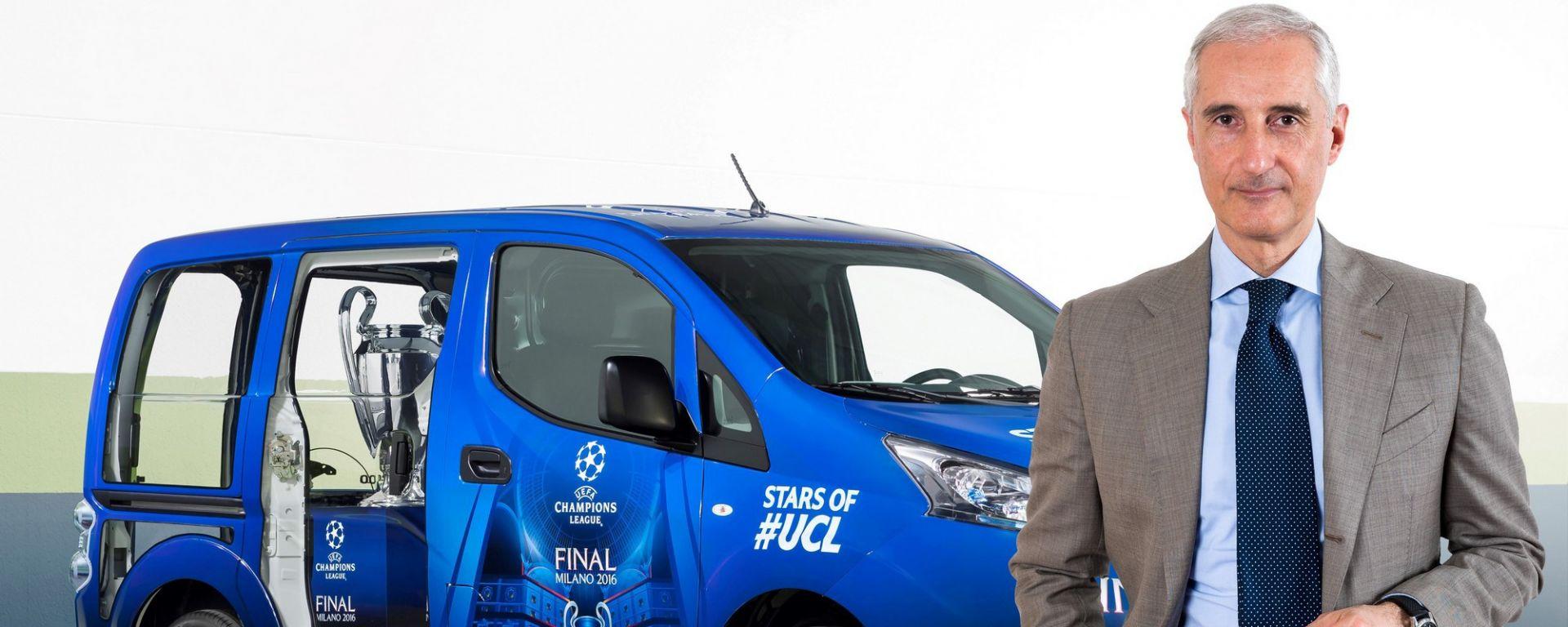 Nissan: l'ad Mattucci sulle nuove Juke, Micra e sull' elettrico