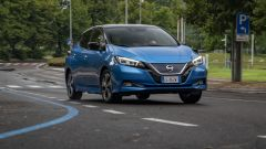 Nissan Leaf 10th Anniversary 2021: prova, prezzi, opinioni