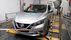 Nissan Leaf 2019, 5 stelle Green NCAP