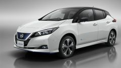 Nissan Leaf 2019: batterie, autonomia e prezzo dal CES 2019