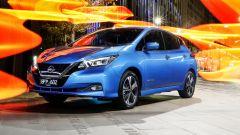 """Nissan Leaf 2021: ascolta in video il sound artificiale """"Canto"""""""