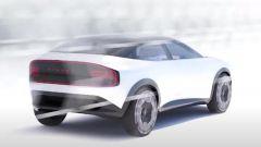 Dal 2024 Nissan Leaf muta in crossover elettrico. Cosa sappiamo - Immagine: 2