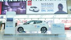 Nissan Leaf Airport E-Xperience [VIDEO]