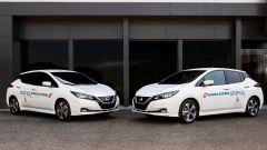 Nissan Leaf alla Guardia Costiera: progetto patrocinato dal Ministero della Transizione Ecologica