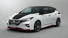 Nissan Leaf E-Plus Nismo: una concept anticipa la sportiva elettrica