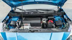 Nissan Leaf e+ Tekna: dettaglio del motore