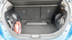 Nissan Leaf e+ Tekna: il bagaglioio