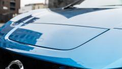 Nissan Leaf e+ Tekna: lo sportello di ricarica