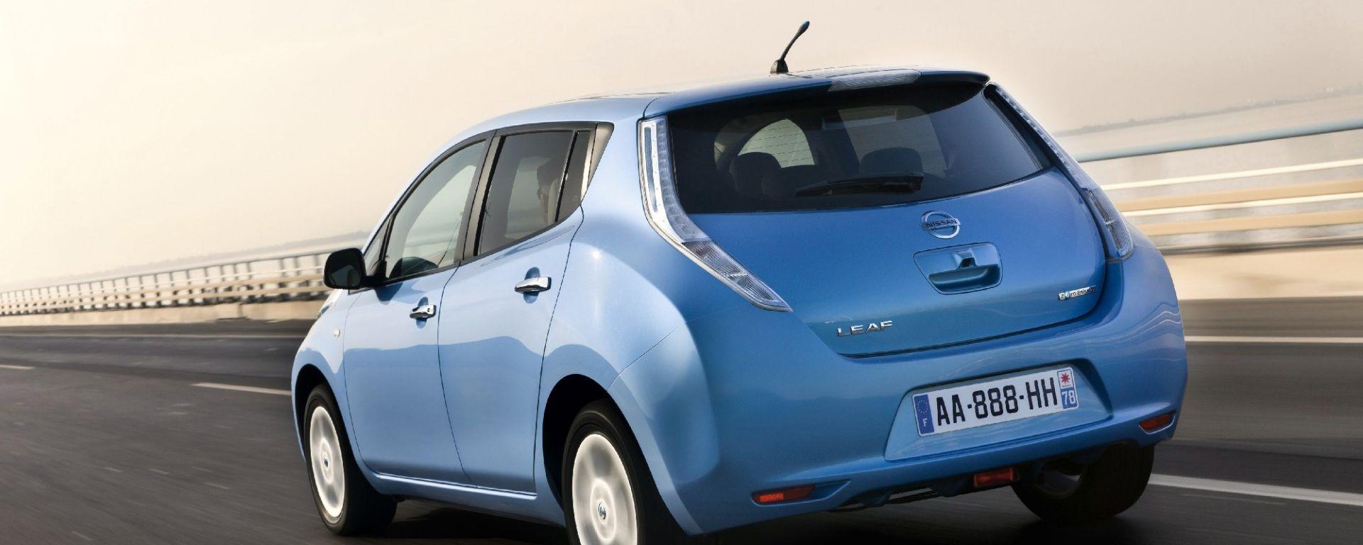 Nissan LEAF, ma quanto mi costi?