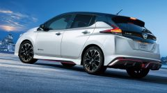 Nissan Leaf Nismo, l'elettrica indossa il vestito da corsa - Immagine: 2