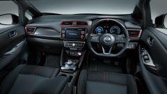 Nissan Leaf Nismo, l'elettrica indossa il vestito da corsa - Immagine: 3