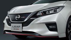 Nissan Leaf Nismo, l'elettrica indossa il vestito da corsa - Immagine: 8