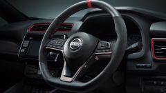Nissan Leaf Nismo, l'elettrica indossa il vestito da corsa - Immagine: 13