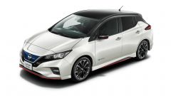 Nissan Leaf Nismo, l'elettrica indossa il vestito da corsa - Immagine: 16