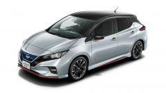 Nissan Leaf Nismo, l'elettrica indossa il vestito da corsa - Immagine: 17