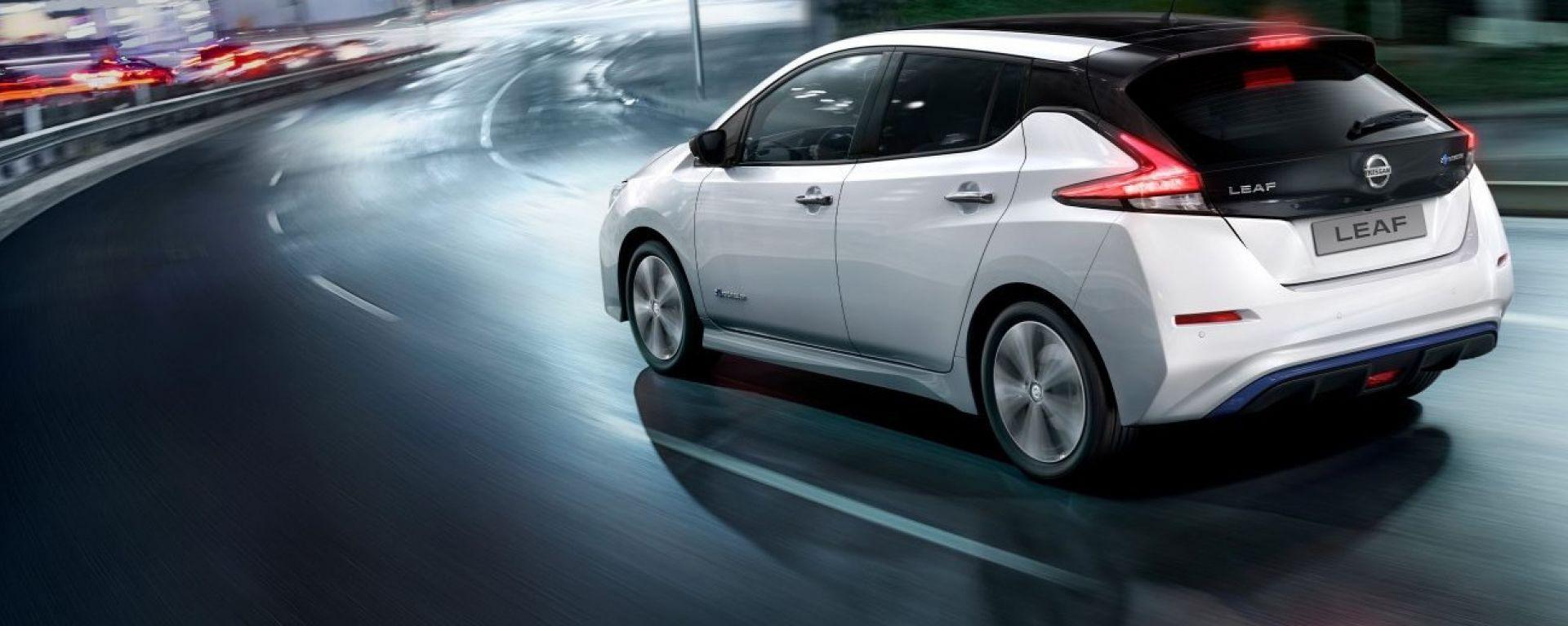 Nissan Leaf, perché non comprarla usata?