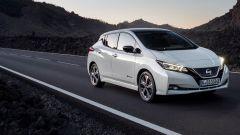 Nissan Leaf, regina delle auto elettriche