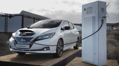 Nissan Leaf, tempi ricarica batteria ingannevoli. Modificato lo spot