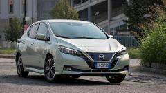 Nissan Leaf Tekna, 150 CV: il futuro della guida è già qui - Immagine: 1