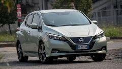 Nissan Leaf Tekna, 150 CV: il futuro della guida è già qui - Immagine: 12