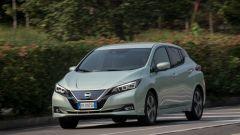 Nissan Leaf Tekna, 150 CV: il futuro della guida è già qui - Immagine: 13