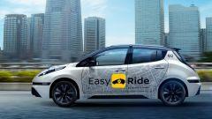 Nissan e DeNA, a marzo i primi test di taxi a guida autonoma - Immagine: 1