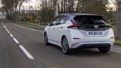 Nissan Leaf10, più tecnologia in regalo per l'anniversario - Immagine: 3