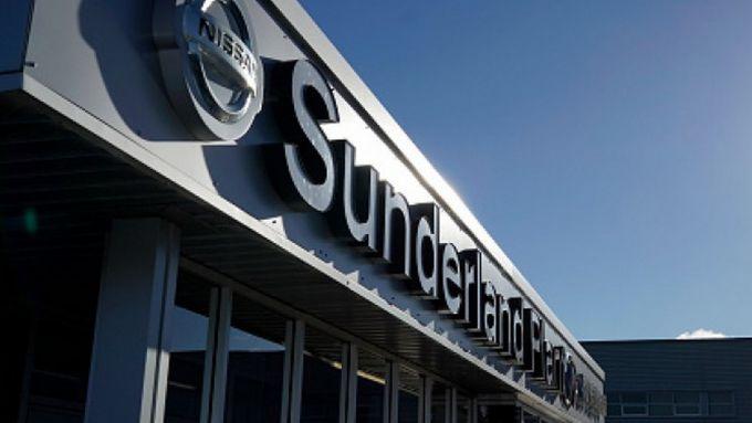 Nissan, lo stabilimento britannico di Sunderland