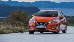 Nissan Micra 2017: Active Trace Control di serie su tutte le versioni