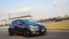 Nissan Micra 2017 Tekna 90 cv dCi: tecnologica e poco assetata - Immagine: 32