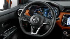 Nissan Micra 2017, il posto guida