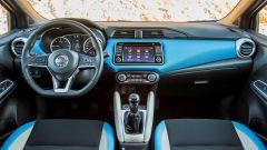 Nissan Micra 2017, Intelligent Around View Monitor: 4 videocamere per visuale dall'alto a 360°