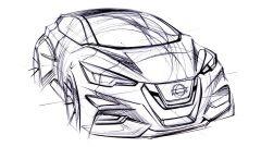 Nissan Micra 2017, la rivoluzione è iniziata - Immagine: 10