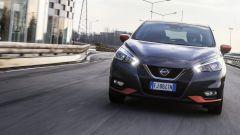 Nissan Micra 2017 Tekna 90 cv dCi: consuma, in media, circa 6 litri ogni 100 km