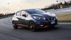Nissan Micra 2017 Tekna 90 cv dCi, la prova